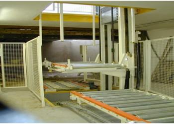 Elevator-conveyor