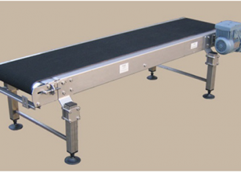 Nuclear-stainless-steel-conveyor