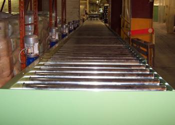 Pallet-roller-conveyor
