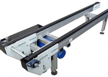 Twin-chain-conveyor